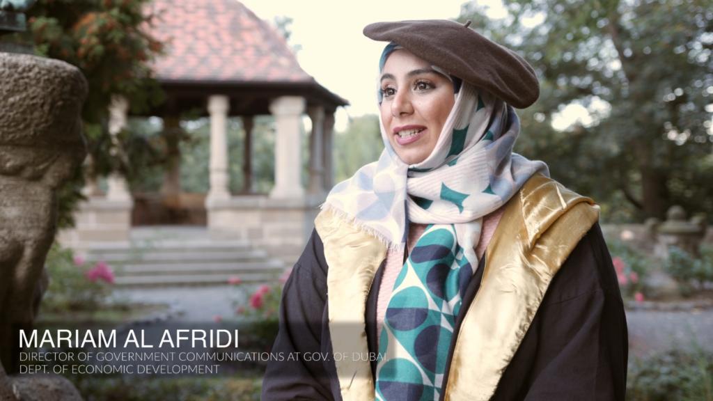 Mariam Al Afridi